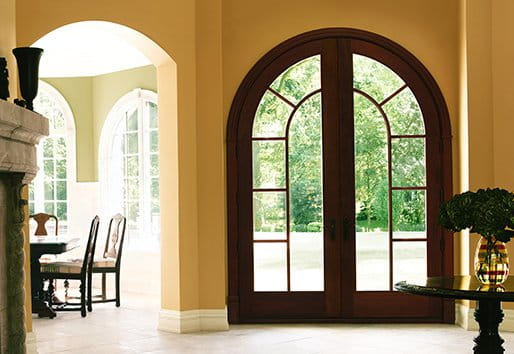 Entry Doors Entranceways
