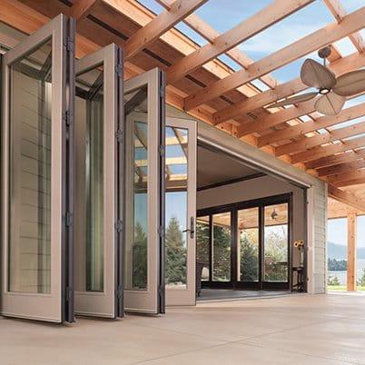 Folding Outswing Doors | Andersen Windows