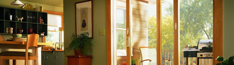 200 series narroline gliding patio door - Windows And Patio Doors