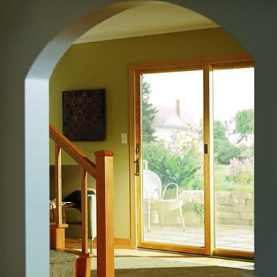 Andersen 200 Series Narroline Gliding Patio Door