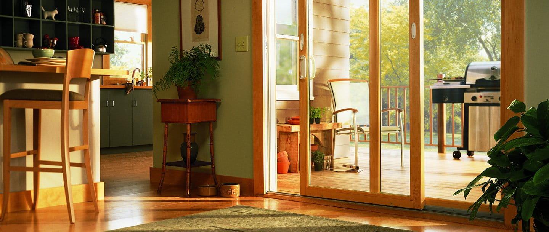 Andersen 200 Series Narroline Gliding Patio Door & 200 Series Narroline® Gliding Patio Door