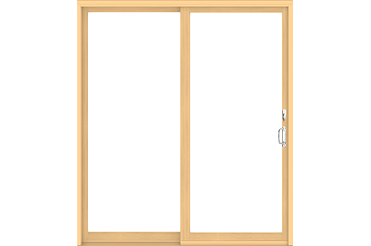 200 Series Narroline Sliding Glass Doors