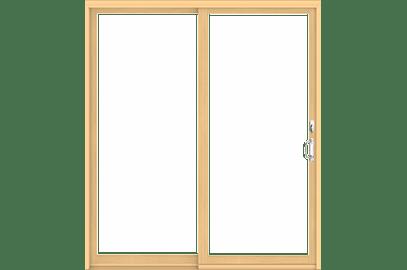 200 Series Narroline Sliding Glass Doors