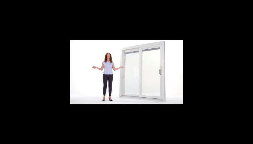 Andersen Patio Doors With Blinds Between The Glass