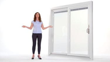 200 Series Perma Shield Gliding Patio Door