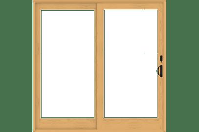 400 Series Frenchwood Sliding Glass Doors  sc 1 st  andersen home depot & Choosing a Patio Door is Easy