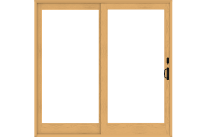 400 Series Frenchwood Sliding Glass Doors