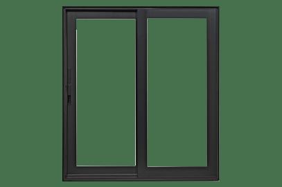 glass door. A-Series Frenchwood Sliding Glass Doors Door