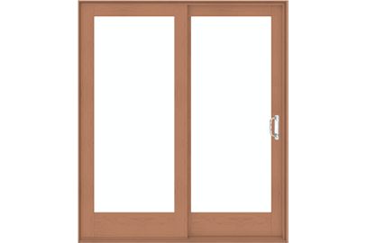E Series French Gliding Patio Door