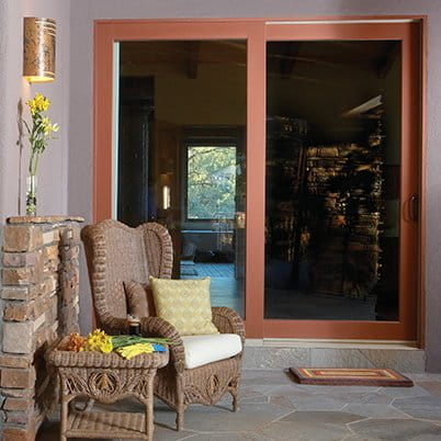 Andersen E-Series French Gliding Patio Door
