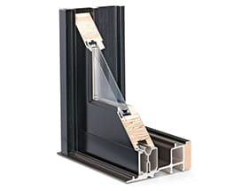 E-Series gliding door frame