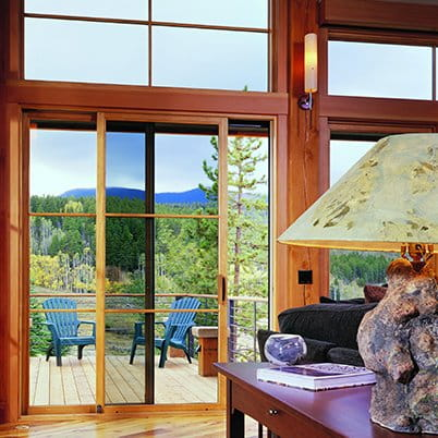 Andersen E-Series Gliding Patio Door