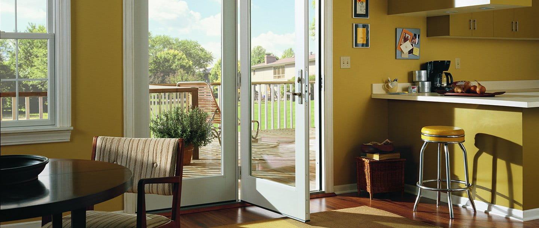 Andersen 200 Series Hinged Patio Door