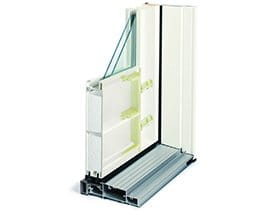 200 Series hinged door frame