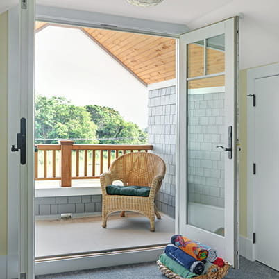 400 Series Hinged Patio Door Patio