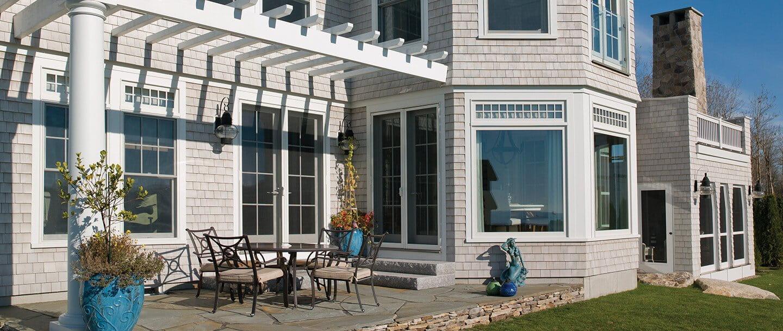 single hinged patio doors. Andersen 400 Series Frenchwood Hinged Patio Door Single Doors A