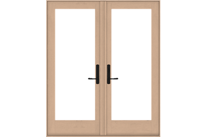 A-Series Frenchwood Hinged Patio Doors
