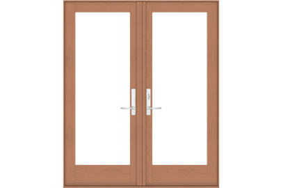 E-Series Hinged Patio Doors