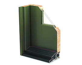 E-Series Hinged Door frame
