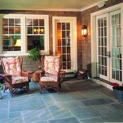 Andersen E-Series Hinged Patio Door