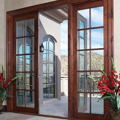 Andersen E-Series Hinged Patio Door