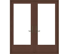 E-Series Hinged Door - Traditional Panel