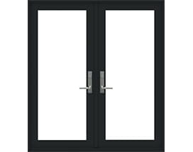 E-Series Hinged Door - Contemporary Panel