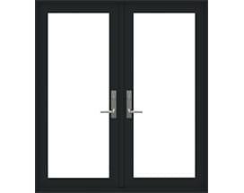 E-Series Hinged Door - Contemporary Panel