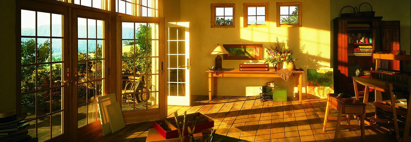 French Doors Amp Hinged Patio Doors Andersen Windows