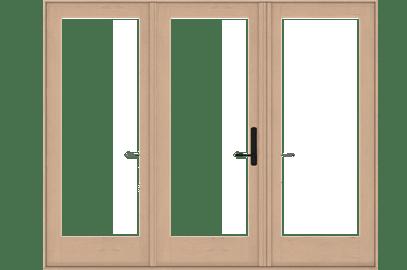 3 panel window casement window aseries hinged panel door find my size andersen window door sizes