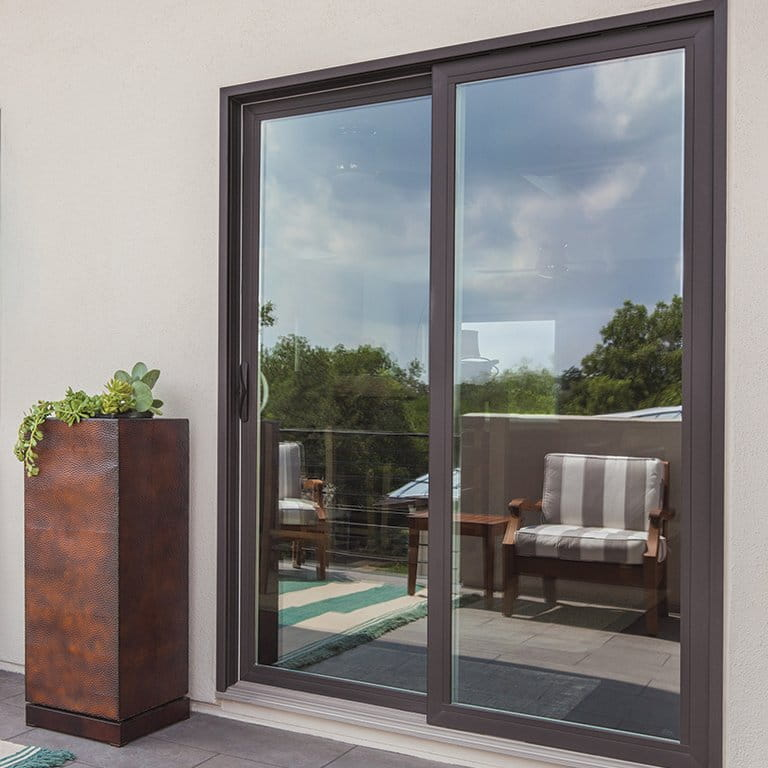 Composite windows doors fibrex material for Composite windows