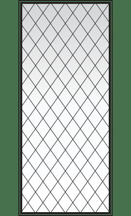 Andersen Art Glass Patterns Diamond