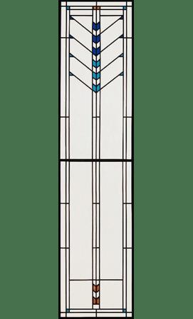 Andersen Art Glass Patterns Eucalyptus