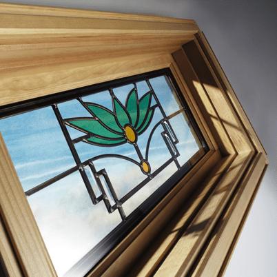 Andersen Art Glass Example