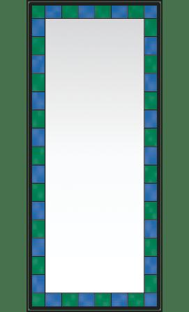 Andersen Art Glass Patterns Queen Anne
