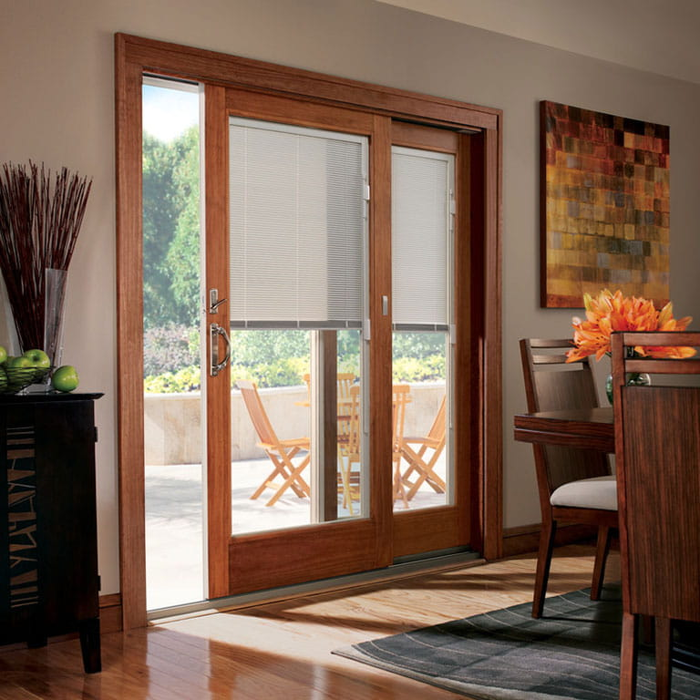 replacement windows with built in blinds awning window blinds shades for andersen windows doors