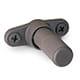 System 3 knob - bronze