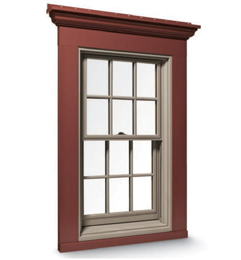 Exterior Trim | Options & Accessories | Andersen Windows & Doors