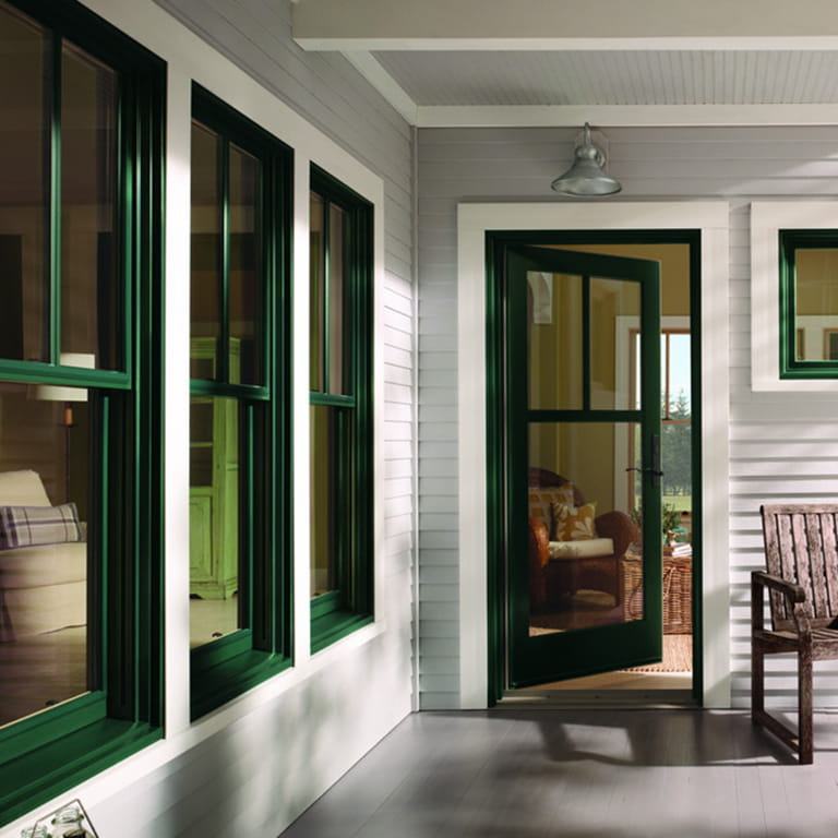 Exterior Trim for Andersen Windows and Doors
