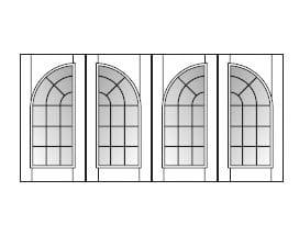 Renaissance Grille Pattern
