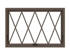 E-Series Awning Grilles - Diamond