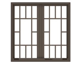 French Casement - Ladder Grilles