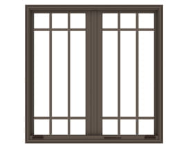 French Casement - Prairie Grilles