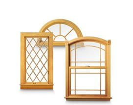 Andersen Windows Grilles Options