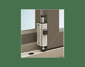 Patio Door Accessories Auxiliary Foot Lock