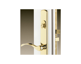 Andersen Patio Doors Exterior Keyed Lock