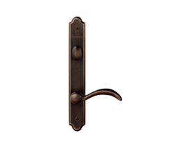 Encino Hinged Patio Door Hardware
