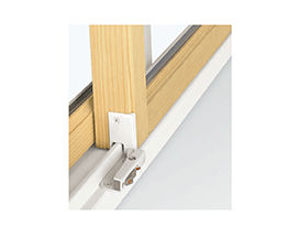 Andersen Windows Gliding Hardware Opening Control