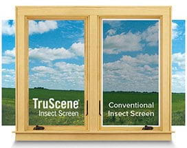 TruScene screens