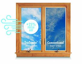 Casement Window Screens : A series casement window